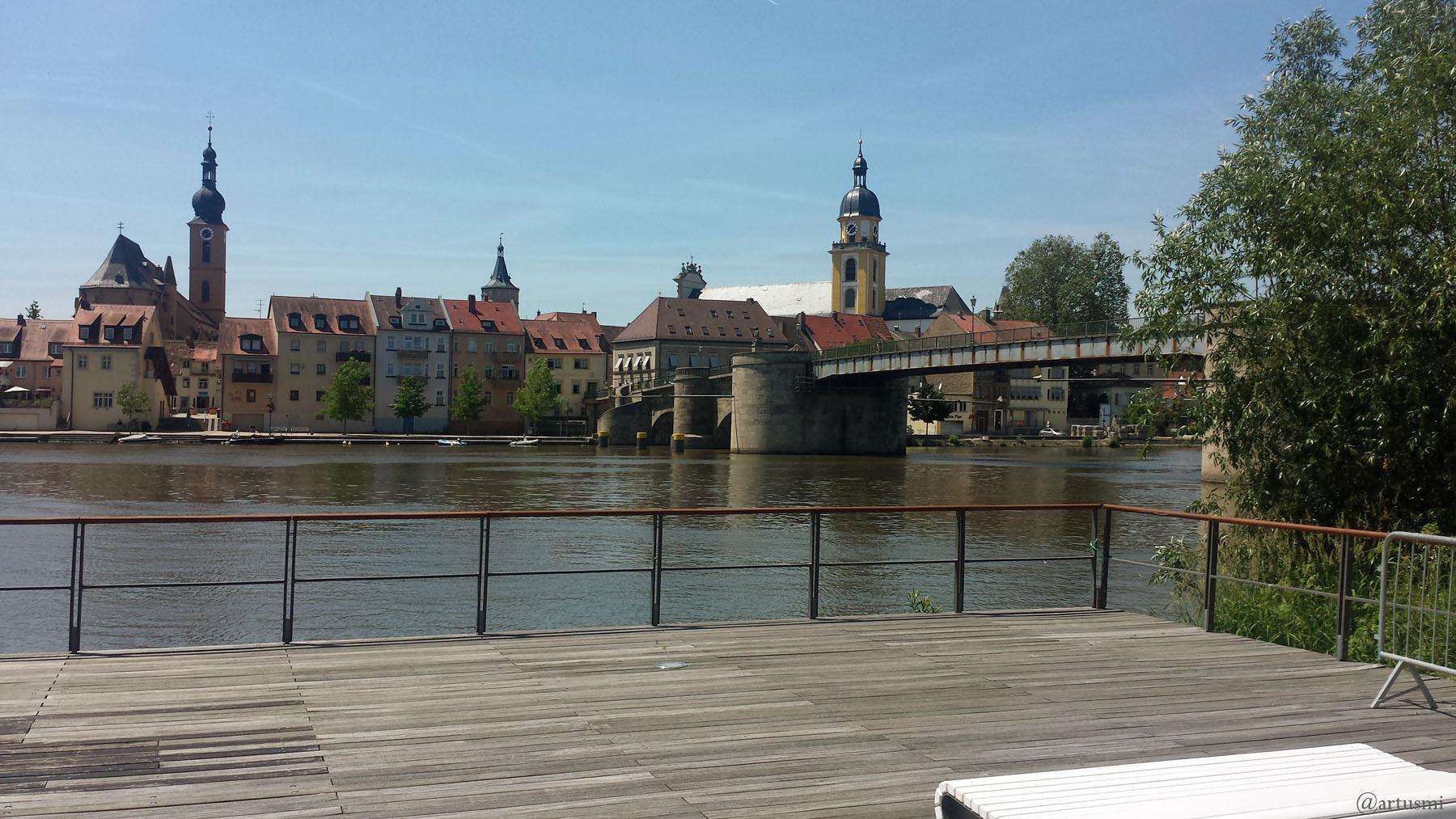 Kitzinger Stadtbalkon