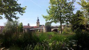 Gartenschaugelände in Kitzingen