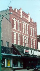 Gehling Theater - Falls City, Nebraska, USA