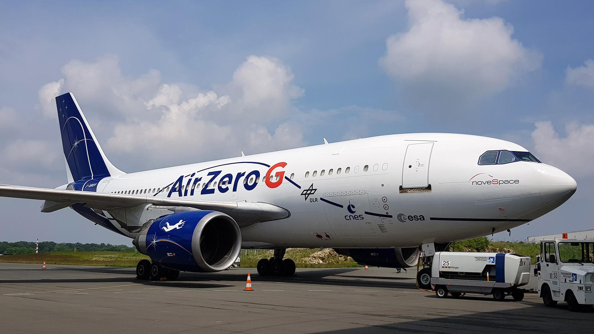 Airbus A310 ZERO-G: Bereit für die 36. DLR-Parabelflugkampagne