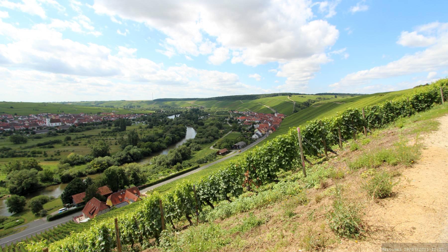 Die Region Mainfranken