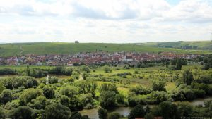 Die Weininsel und Nordheim an der Volkacher Mainschleife