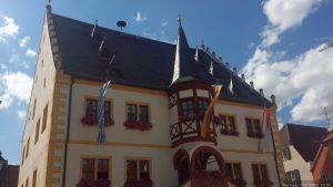 Rathaus in Volkach