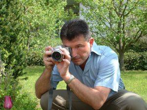 Artur Schmitt am 8. Mai 2005 mit seiner Panasonic Lumix DMC FZ20