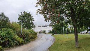 ADAC Luftrettungsstation Christoph 18 in Ochsenfurt