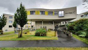 Main-Klinik Ochsenfurt am 29. August 2021