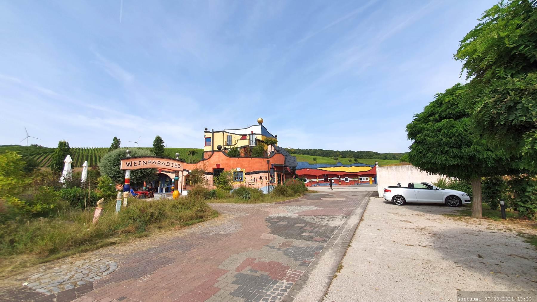 Weingut Hirn in Untereisenheim im Landkreis Würzburg