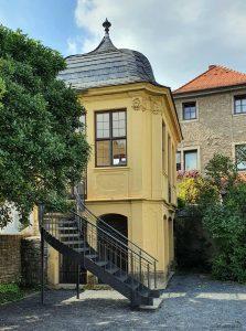 Balthasar Neumann Pavillon in Randersacker