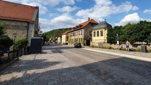 Würzburger Straße in Randersacker