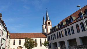 Don-Bosco-Kirche in Würzburg