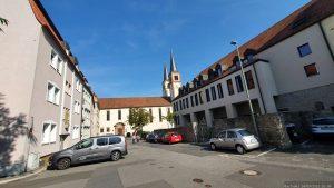 Don-Bosco-Kirche im Schottenanger in Würzburg