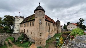 Zobel-Schloss in Giebelstadt im Landkreis Würzburg