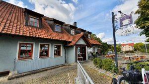 Stadt Café in Eibelstadt im Landkreis Würzburg