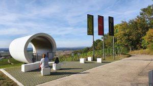 terroir f Rödelsee am Schwanberg oberhalb der Weinlage Küchenmeister