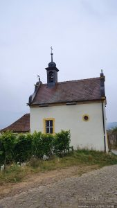 Kapelle St. Valentin an der Kapellensteige in Frickenhausen