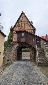 Obertor in Frickenhausen am Main