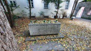 Lusamgärtchen in Würzburg